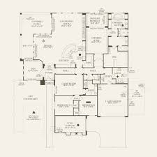 House Plans With Casitas by Plan 1 Royalty At The Estate Collection In Las Vegas Nevada Pulte