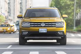 2018 volkswagen atlas reviews and rating motor trend