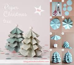paper christmas tree diy blog pluiedeconfettis com christmas