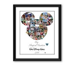 mickey minnie mouse ears disney inspired custom photo collage zoom