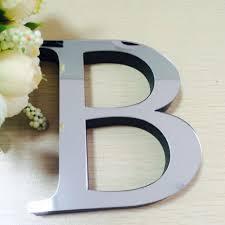 English Home Decoration Online Shop 2017 Acrylic Eva Wedding Sticker Love Letters Home