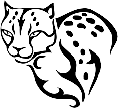 big cheetah printable pages for kids coloring point