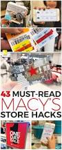 43 must read macy u0027s store hacks the krazy coupon lady