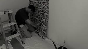 feature wall wallpaper installation www wallview com au youtube