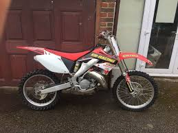 honda cr 125 2004 yamaha yz 125 1996 in shenfield essex gumtree