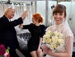 bridal consultant what really goes on the at say yes to the dress