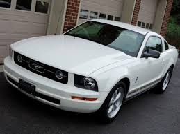 ford mustang v6 2007 2007 ford mustang v6 premium leather low mileage fully