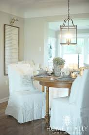 110 best dining rooms images on pinterest home dining room and home by ally fall home tour wall color valspar s subtle taupe ikea chairs