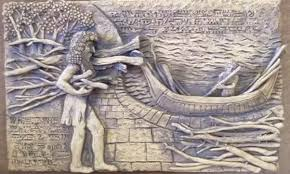 gilgamesh flood myth wikipedia is there enough water to cover the whole earth including all the