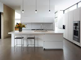 modern kitchen without cabinets minimalist kitchens to inspire you