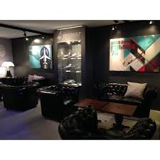 canape chesterfield noir location canapé chesterfield 2 places cuir noir