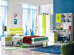 Kids Furniture Ikea by Kids Bedroom With Modern Furniture And Striped Walls The Best
