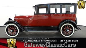 1920 paige 6 24 sedan 439 ndy gateway classic cars indianapolis