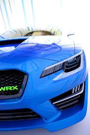 subaru biru the all new subaru wrx concept