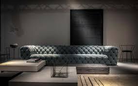 italienisches sofa simplicity yet extravagant tone of baxter