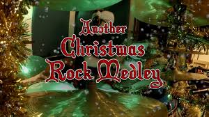 another christmas rock medley youtube