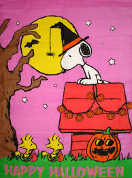 happy halloween iluv iluvsnoopy charlie brown and snoopy