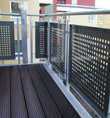 kasler metallbau balkongitter - Balkon Gitter