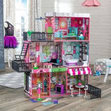 kidkraft brooklyn u0027s loft dollhouse