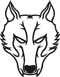 tribal wolf by timteam88 on deviantart