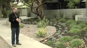 mid century modern landscaping ideas house design and planning