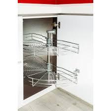 excel 180deg turnable corner basket kitchen baskets interior
