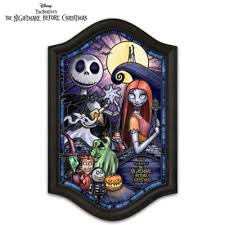 The Nightmare Before Christmas Home Decor The Nightmare Before Christmas Home Decor Bradford Exchange