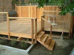 Deck Handrail Best 25 Wood Deck Railing Ideas On Pinterest Deck Railings