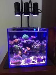 led reef aquarium lighting marine led light coral sps lps grow mini nano aquarium sea reef tank