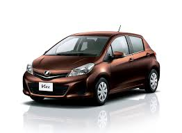 toyota american models 2012 toyota yaris previewed by new japanese market vitz car and