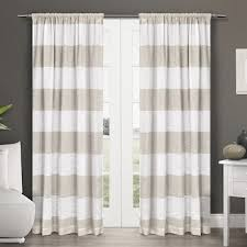 Linen Voile Curtain Fabric Best Types Of Curtain Fabric Overstock Com