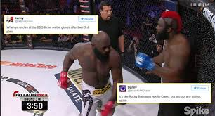 Dada Meme - kimbo slice s fight with dada 5000 spawns some incredible internet