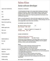 sample technical skills resume 10 examples in word pdf
