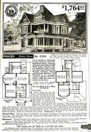 Colonial Revival House Plans Dutch Colonial Revival Sears Modern Home No 264b164 Shed