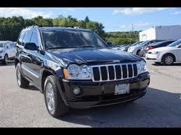 jeep 2007 grand 2007 jeep grand overland hemi v8 4wd