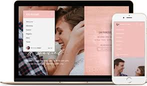 free wedding website ultimate list of the best free wedding website builders