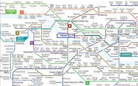 Korea Subway Map by Happy Residence In Seoul Seoul Subway Map