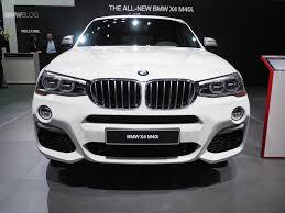 bmw x4 car 2016 detroit auto bmw x4 m40i