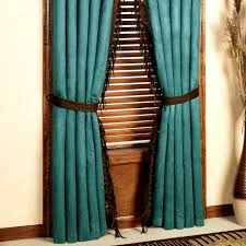 Chocolate Curtains With Valance Decor Appealing Interior Home Decor Ideas With Kohls Window