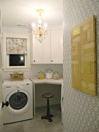 laundry room wall cabinet with hanging rod lavish home design