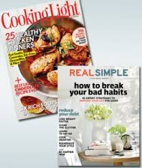 cooking light subscription status cooking light real simple magazine 20 my frugal adventures
