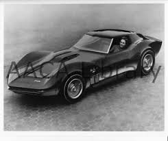 corvette mako 1965 chevrolet corvette mako shark ii concept car factory photo