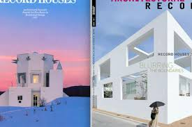Home Design In 20 50 by Architectural Record Surveys 50 Years Of Special House Issues Curbed