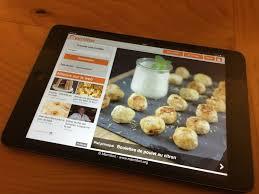 emission cuisine inter cuisine 2 0 et les objets connectés s invitent à table