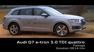 Audi Q7 Modified - audi q7 e tron 3 0 tdi quattro audi mediacenter