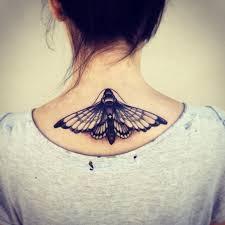 25 beautiful back of neck tattoo ideas on pinterest small