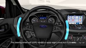 Ford Escape Awd System - ford escape lane keeping system how to youtube