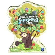 amazon com educational insights the sneaky snacky squirrel game