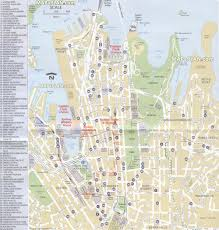 Arizona Map With Cities Maps Update 30001569 Sydney Australia Tourist Attractions Map