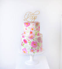 Wedding Cake Wednesday Featuring Sweet Bakes